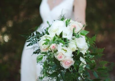 Fab Floral Rustic Blush Wedding-14
