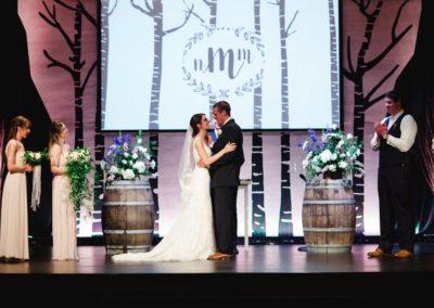 Fab Floral Rustic Blush Wedding-20
