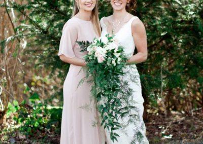 Fab Floral Rustic Blush Wedding-3